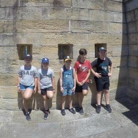 Sydney With Kids Cockatoo Island Tour