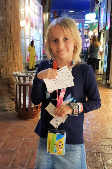 Kidzania Dubai Review | Boarding passes to start your adveture in a new world