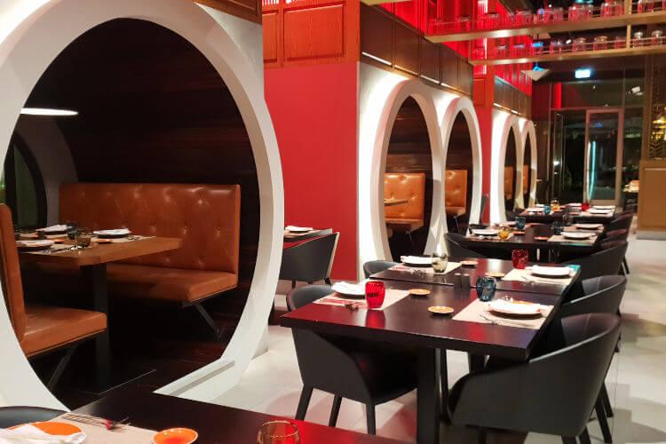 Dinner at Wok & Co Ibis One Central | Novotel World Trade Centre Dubai Family Review