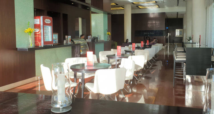 Dining space | Novotel World Trade Centre Dubai Family Review