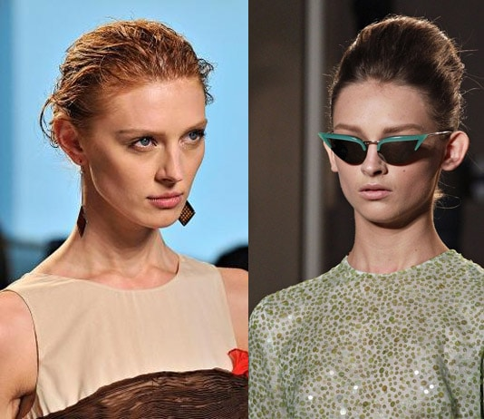 10 Top Fall Hairstyles Inspired by Fashion Show