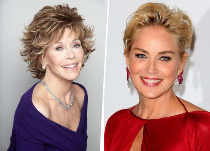 Gorgeous Short Hairstyles For Women Over 50