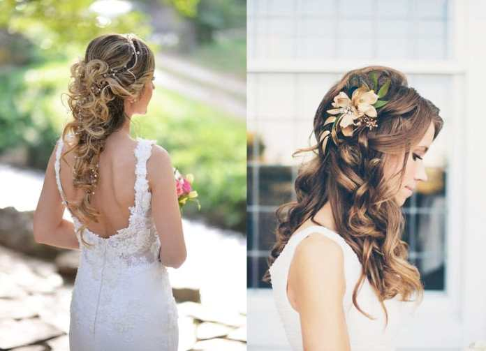Top Hairstyles for Wedding And Proms