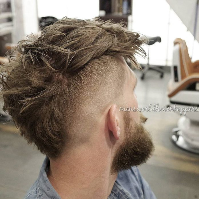 25 Stylish And Modern Haircuts For Men