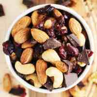 The Best Homemade Healthy Trail Mix