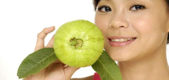 Image result for eating guava