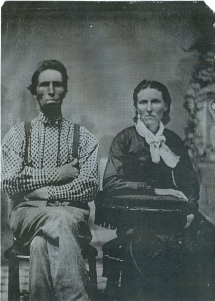 Thomas and Amanda Green