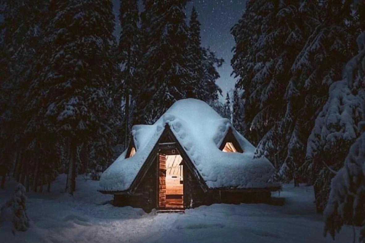 Un caldo inverno