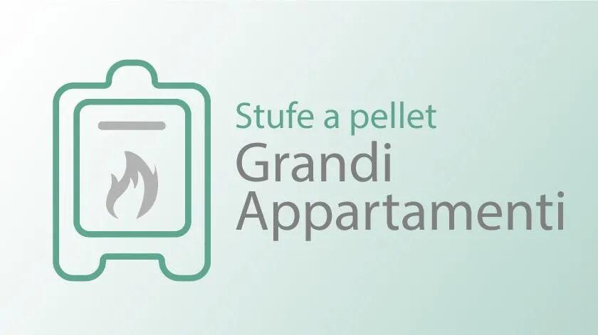 Quale stufa a pellet prendere per grandi appartamenti?