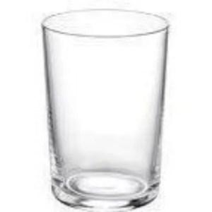 Bicchiere in vetro extrachiaro trasparente Inda Hotellerie