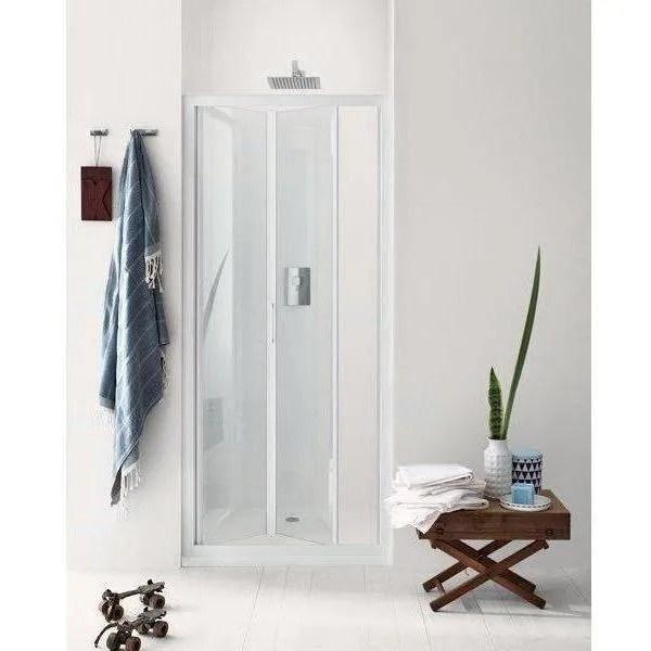 Porta box doccia 70 soffietto New Claire