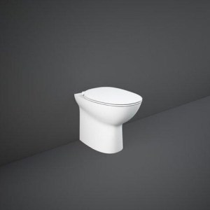 RAK-MORNING WC Filo Muro Rimless