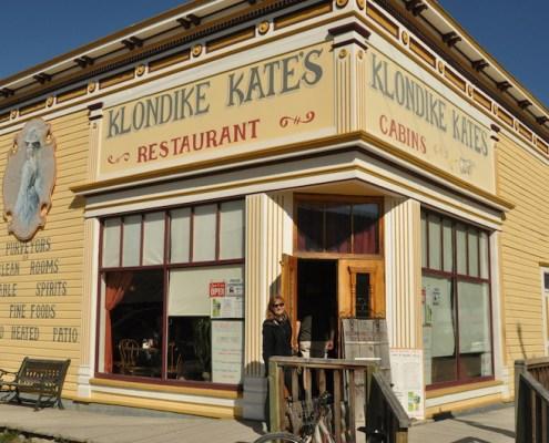 klondike kate's in Dawson City, YT