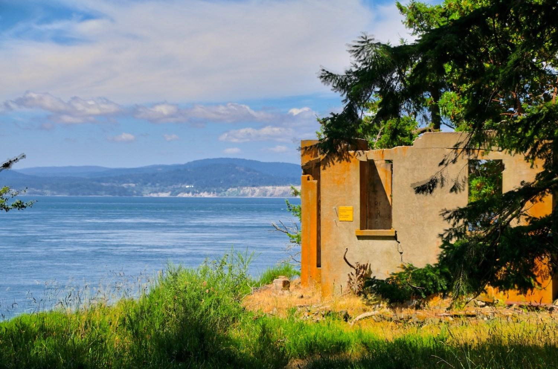 Caretaker's Residence Ruins