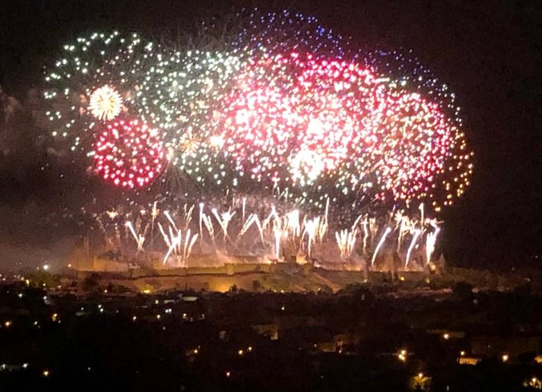 Carcassonne Confinement Continues Bastille day 2019