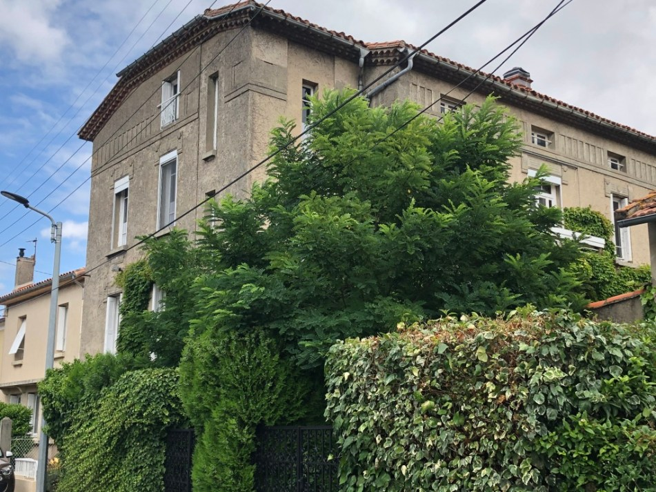 Our home in Carcassonne