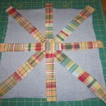 DIY-Free Block of the Month: Austin's Rag Quilt