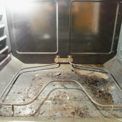 """Green Your Cleaning"" Series-Kitchen Part 3-Ovens"