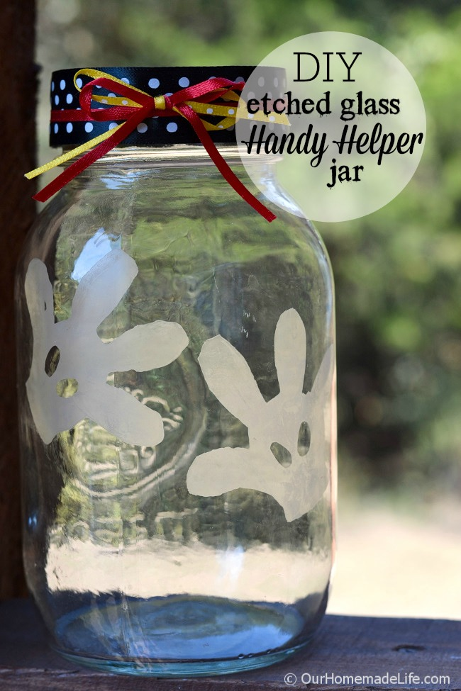 diy-etched-glass-jar-#sparklysavings-handy-helper-title