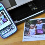 Using Photos to Create with the HP Social Media Snapchat App