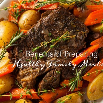 Benefits of Preparing Healthy Family Meals at Home