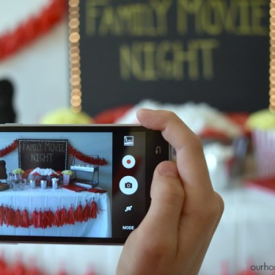 Simple DIY Lighted Marquee Sign