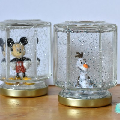 How to Make Snow Globes