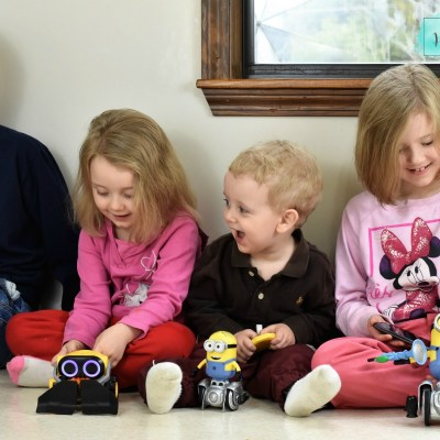 Robo Toys that will Spark Your Kids' Interest and Imagination!