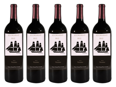 Six area wineries partner to bring the Province's only regional 1812 wine