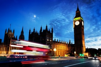 london honeymoon destinations