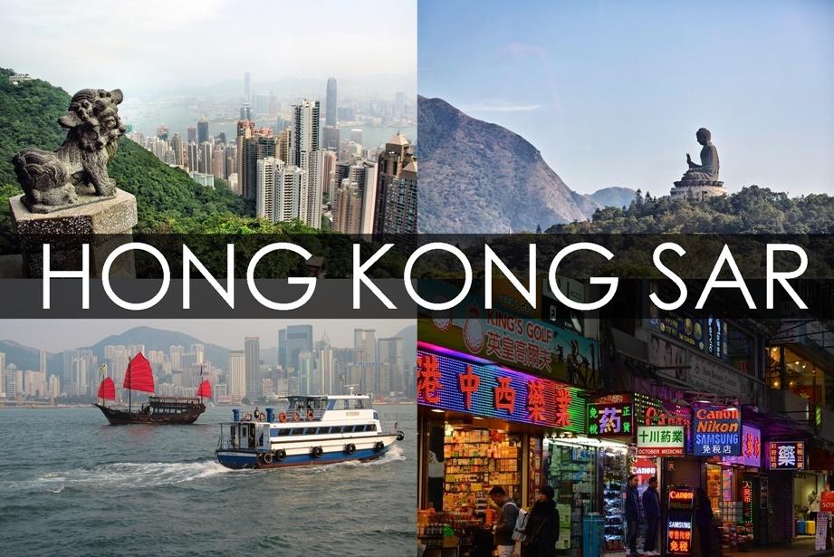 Hong Kong Honeymoon Destinations