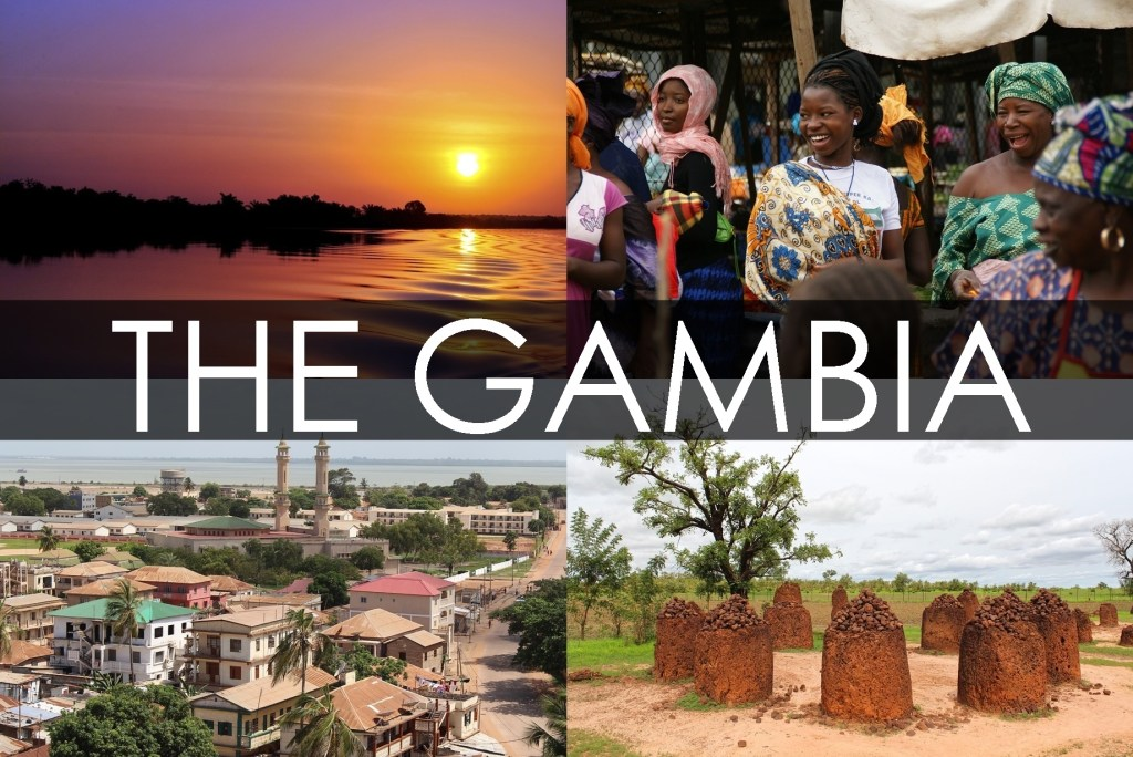 The Gambia Honeymoon Destinations