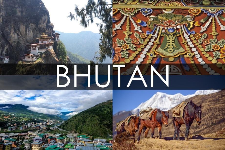 Bhutan Honeymoon Destinations
