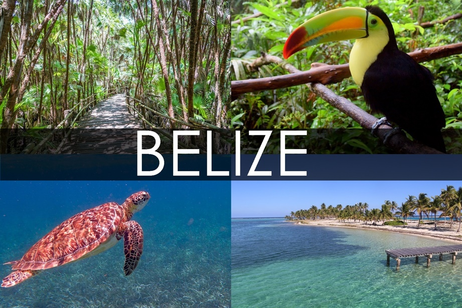 Belize Honeymoon Destinations