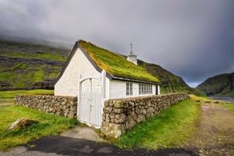 Saksun Village in Streymoy