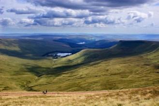 three lakes brecon beacons national park