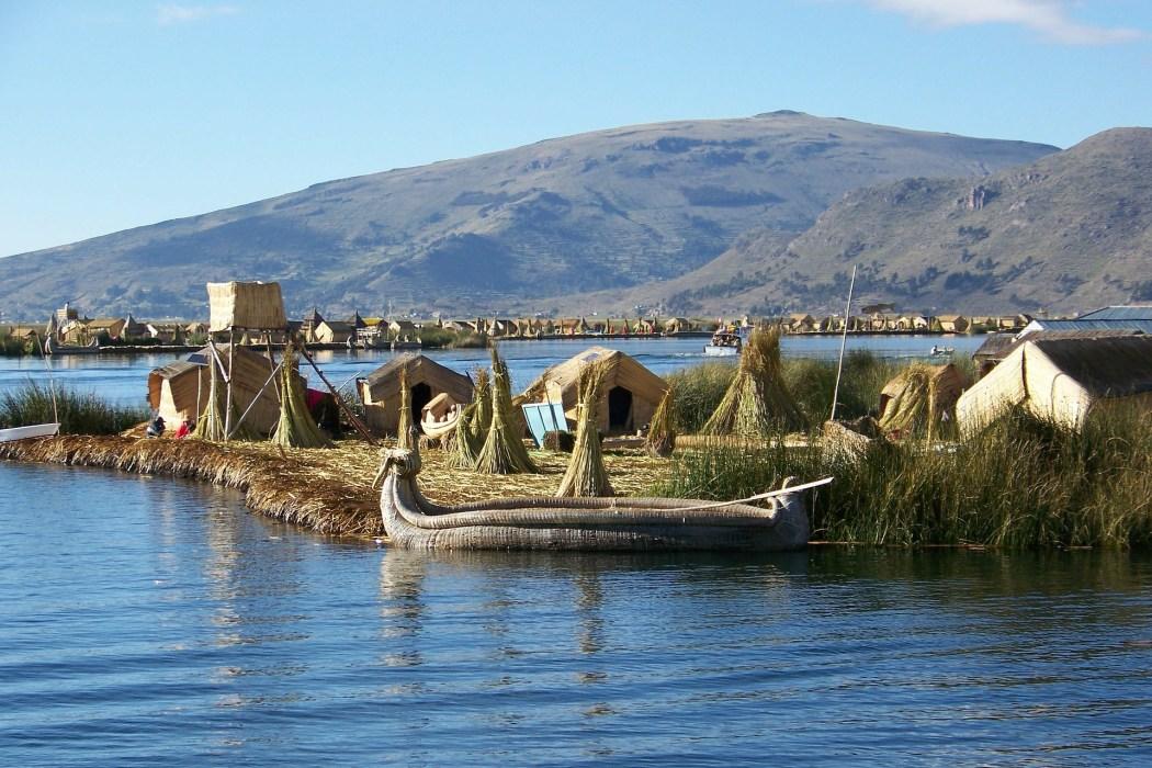 Love a Floating Village?