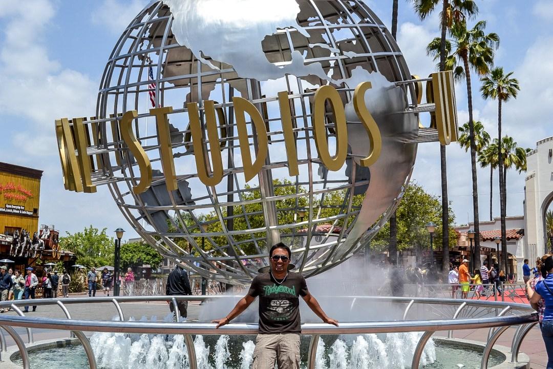That mandatory picture - Universal Studios