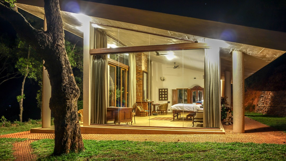 Primrose Villas Chikmagalur room with a view (3)