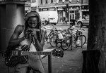 Street photography in London