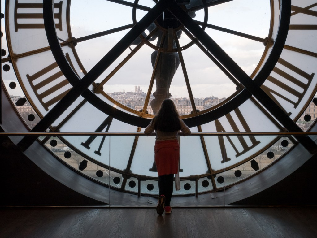 Three Day Paris Itinerary