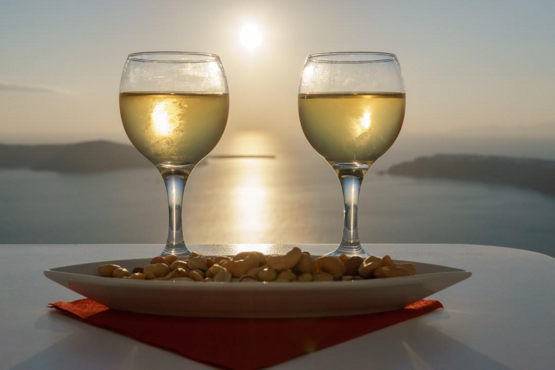 A Blissful Week in Santorini