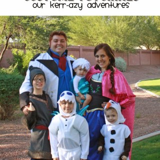 Family Halloween Costumes!!!