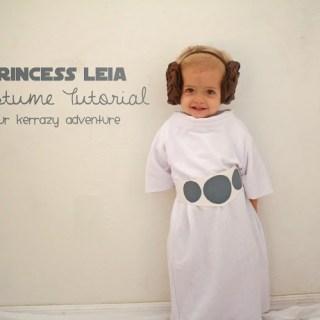 Princess Leia Costume Tutorial