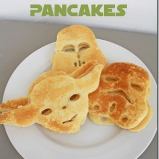 Tips for Making Star Wars Pancakes using Pancake Molds