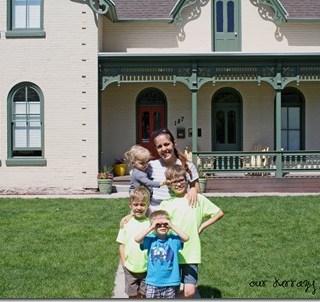Utah Historic Site: George Taylor, jr Home