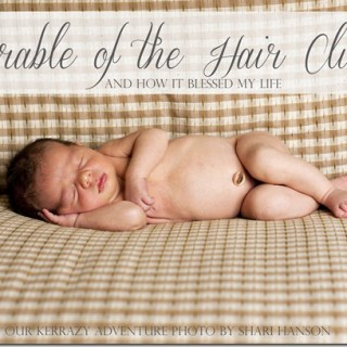 Sunday Thoughts: Parable of the hair client