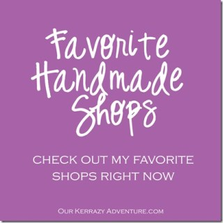 Favorite Homemade Shops