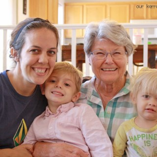Thankful Thursday: Older  Friends