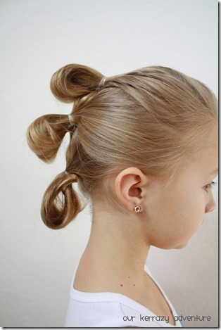 Rey Hairstyle- Star Wars Hair style Tutorial